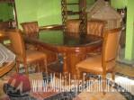 Meja Makan Ukir MM005