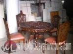 Meja Makan Perancis MM010