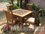Meja Makan Perancis MM012