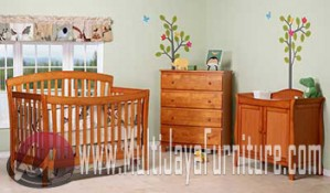 Mebel Anak Set Box Bayi KS 002