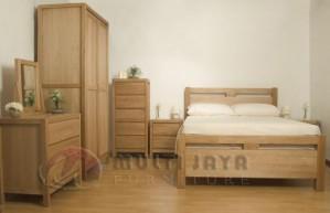 Set Tempat Tidur Minimalis 001