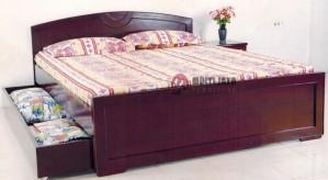 Tempat Tidur Serui mjf BR001 Dipan