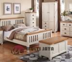 Tempat Tidur mjf TT036. Set Dipan Minimalis