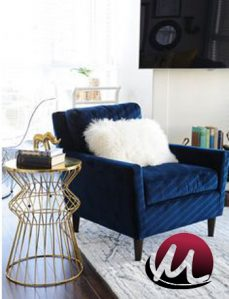 Sofa Single Minimalis CH025