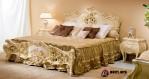 Tempat Tidur Ukir Classic BRC005