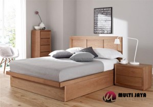 Tempat Tidur Jati TT065
