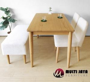 Meja Makan Jati DT052