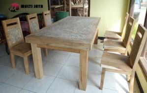 Meja Makan Meh DT063