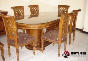 Meja Makan Salina DT064