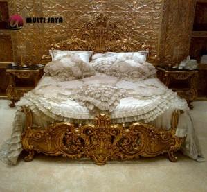 Tempat Tidur Mewah BRC006