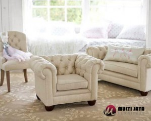 Set Sofa Chesterfield SF136