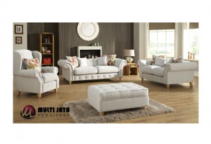 Set Sofa Tamu Chesterfield SF169