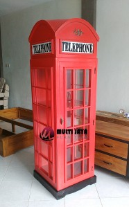 Lemari Hias Telepon BF109