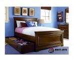 Tempat Tidur Jati TT086