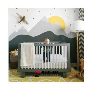 Tempat Tidur Bayi Minimalis TT094