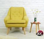 Kursi Sofa Retro SF036
