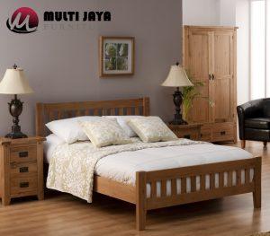 Tempat Tidur Jati TT064