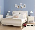 Tempat Tidur Duco Putih TT069