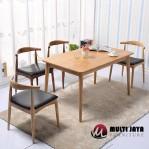 Meja Makan Retro Cafe DT028