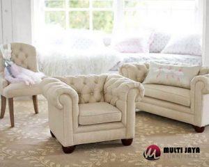 Set Sofa Chesterfield SF136